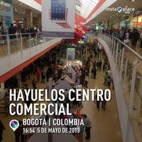 Photo taken at Hayuelos Centro Comercial by Alexander A. on 5/5/2013