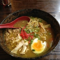 Photo taken at Ramen Takumi by Julie C. on 4/16/2013