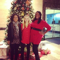 Photo taken at Windy City LIVE @ WLS ABC7 Studios by Erin R. on 12/19/2012