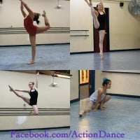 Photo taken at Action Dance And Performing Arts Academy by Jacob R. on 3/18/2013