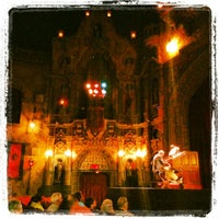 Photo taken at Tampa Theatre by Pamelyn E. on 12/9/2012
