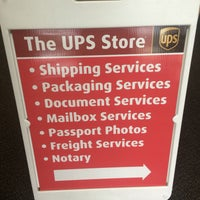 Photo taken at The UPS Store by Melanie R. on 7/4/2016