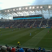 Photo taken at Talen Energy Stadium by trish h. on 3/2/2013