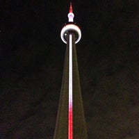 Photo taken at CN Tower by Dan S. on 2/14/2013