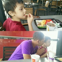 Photo taken at McDonald's Kok Lanas Drive Thru by Nazhim I. on 8/3/2016