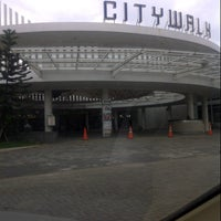 Photo taken at Citywalk Lippo Cikarang by Lukita on 1/16/2013