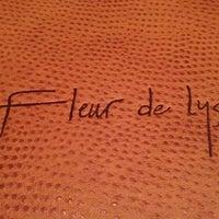Photo taken at Fleur de Lys by Kristina A. on 11/11/2012