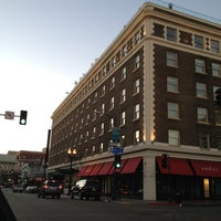 Photo taken at Hilton San Diego Gaslamp Quarter by Carrie C. on 1/21/2013