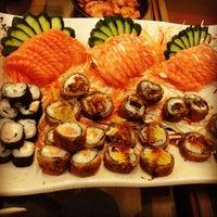 Photo taken at Sushi Bar by Filippe C. on 2/19/2013
