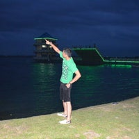Photo taken at Jakabaring Sport City (JSC) by Iyant B. on 9/5/2015