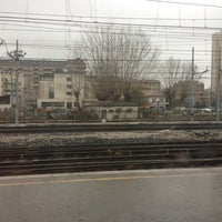 Photo taken at Venezia Mestre Railway Station (XVY) by Rustam B. on 3/7/2013