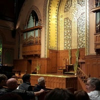 Photo taken at Middle Collegiate Church by Sissy V. on 3/20/2016