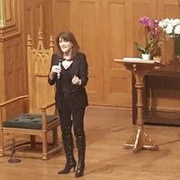 Photo taken at Middle Collegiate Church by Sissy V. on 4/27/2016
