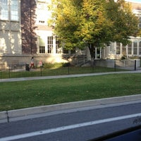 Photo taken at McGillis School by Marie W. on 10/19/2012