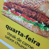 Photo taken at Subway by Alan P. on 2/28/2013