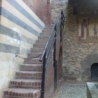 Photo taken at Borgo Medievale by Alecsandra T. on 10/7/2012
