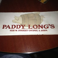 Photo taken at Paddy Long's by Everett M. on 2/10/2013