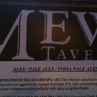 Photo taken at Mews Tavern by Kevin M. on 1/27/2013