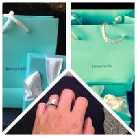 Photo taken at Tiffany & Co. by Crystal  on 10/23/2013