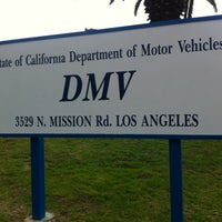 Photo taken at California Department Of Motor Vehicles by LT X. on 11/30/2012