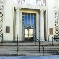 Photo taken at Van Nuys City Hall by LT X. on 1/20/2013