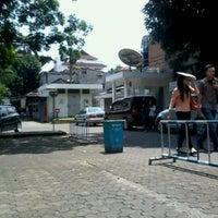 Photo taken at Universitas Gunadarma by Kafie A. on 3/19/2013