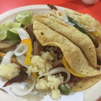 Photo taken at Tacos Don Chema by Georgie L. on 8/11/2015
