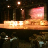Photo taken at Toby's Dinner Theatre by John C. on 9/15/2012