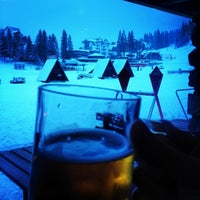 Photo taken at Puzzle Caffe @Jahorina by Neil B. on 1/25/2014