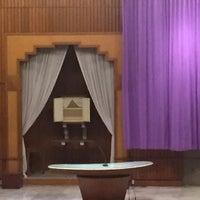 Photo taken at Gereja Katolik Santo Andreas by Edo E. on 3/25/2016