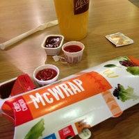 Photo taken at McDonald's by Thiago D. on 3/16/2013
