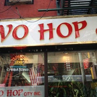 Photo taken at Wo Hop Restaurant by Vinnie R. on 4/27/2013