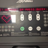 Photo taken at Planet Fitness by Vinnie R. on 4/16/2013