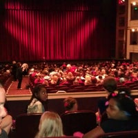 Photo taken at Mahaffey Theater by Josey P. on 1/17/2013