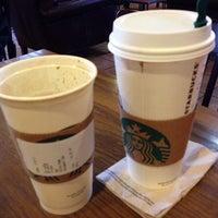 Photo taken at Starbucks by Rhonda M. on 2/4/2014