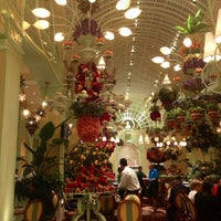 Photo taken at The Buffet at Wynn by hy on 10/16/2012