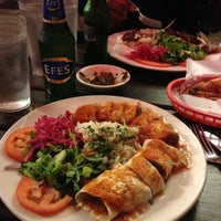 Photo taken at Istanbul Grill & Deli by Roxann S. on 4/27/2013