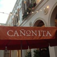 Photo taken at Cañonita by Vino Las Vegas on 3/2/2013