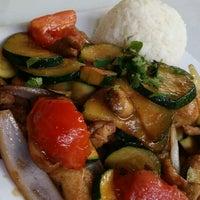 Photo taken at Mamita Peruvian Restaurant by Giselle M. on 1/28/2014