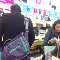 Photo taken at ヤマダ電機 ダイクマテックランド 茅ヶ崎店 by shinoboo.gk on 12/5/2015