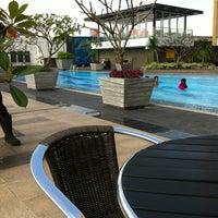 Photo taken at Swimming Pool by Antonius H. on 1/13/2013