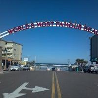 Photo taken at City of Daytona Beach by Bobby B. on 10/29/2012