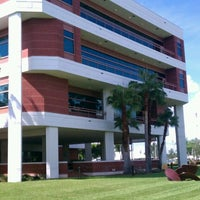 Photo taken at Florida Atlantic University (Davie Campus) by Peter B. on 9/29/2012
