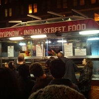 Photo taken at Curry Up Now by Burke S. on 12/8/2012