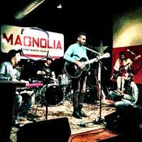 Photo taken at Magnolia Motor Lounge by Greg F. on 12/5/2012