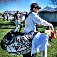 Photo taken at TPC Scottsdale by Chad C. on 1/30/2013