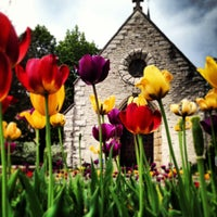 Photo taken at St. Joan of Arc Chapel by Father M. on 5/22/2013