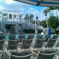 Photo taken at Disney's Beach Club Villas by Christopher L. on 10/9/2012