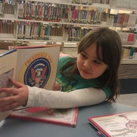 Photo taken at Brentwood Public Library by Gustavo S. on 3/5/2013