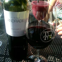 Photo taken at The Tasting Room by Cristina on 5/10/2013
